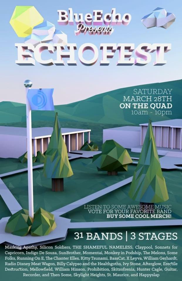 EchoFest 2015 Lineup